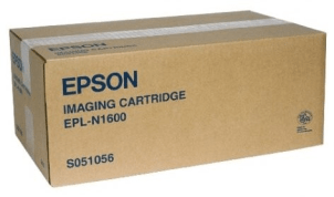 Epson S051056 Black toner drum & collector cartridge genuine  8500 pages